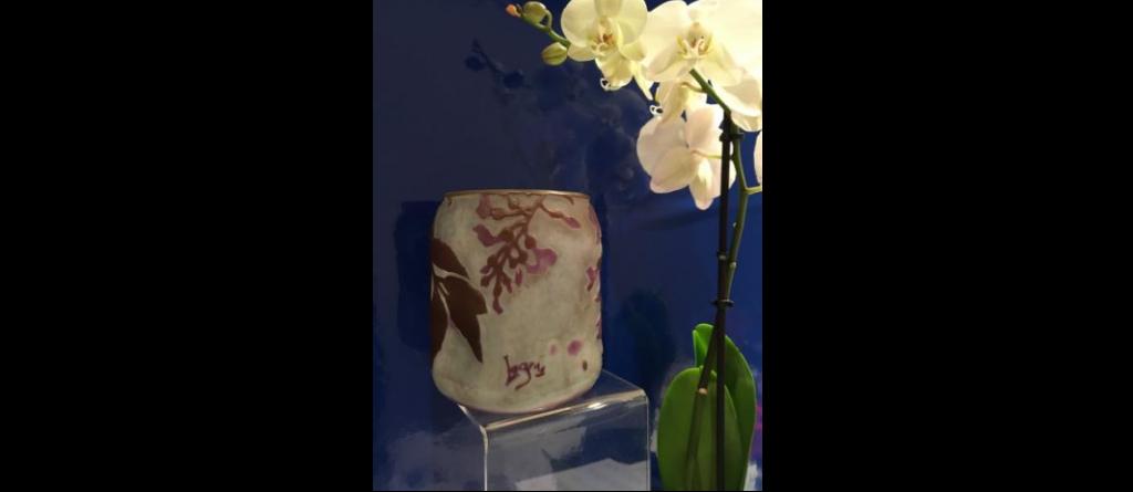 Vase Legras 12 cm 252 €